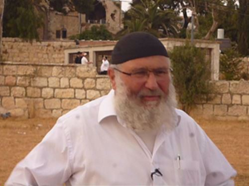 הרב יעקב סיביליה