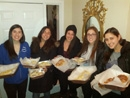 The Jewish Girls Club: Challah Bake