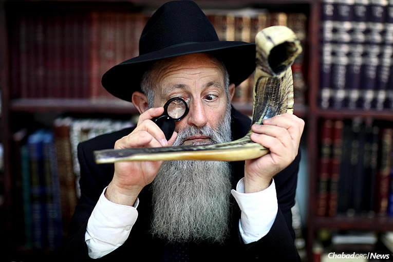 Finding the right shofar takes time, but it can be an educational (and even entertaining) challenge. Here, some tips on how to go about the search as the High Holidays approach. (Photo: Abir Sultan/Flash90)