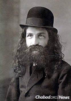 Cohen's father was Rabbi Dovid Cohen, known as Harav Hanazir, or the Nazarite of Jerusalem. (Photo: Makor Rishon)