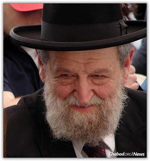 Rabbi She'ar Yashuv Cohen (Photo: Refaella Abbo-Evron)