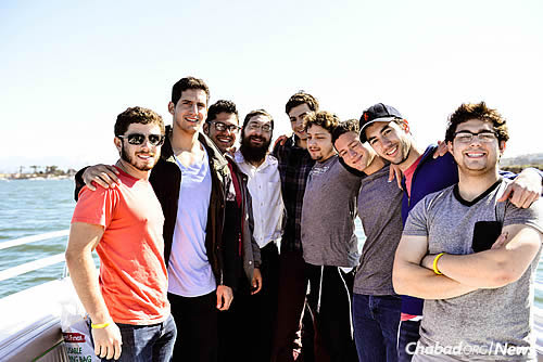 The likely impact of involvement with Chabad during college is pervasive, affecting a broad range of Jewish attitudes and behaviors. These include religious beliefs and practices, Jewish friendships and learning, communal involvement, dating and marriage, an emotional attachment to Israel and the importance of being Jewish. (Photo: Chabad on Campus International)