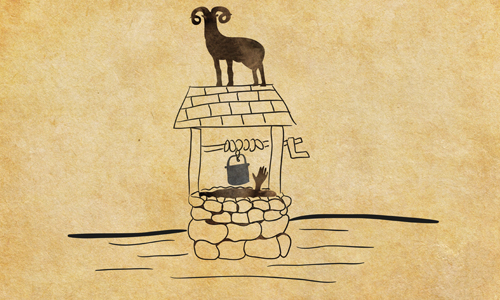 Isaac & Ishmael - Jewish History