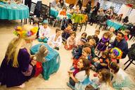 Purim Bubble Show!