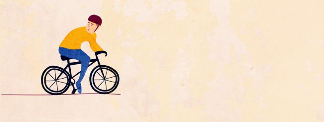 Аудио- и видеолекции по недельной главе: Еврей и велосипед