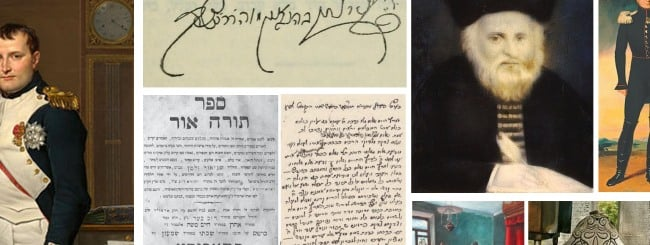7 Encounters From the Life of Rabbi Schneur Zalman of Liadi
