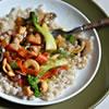 Vegan Asian-Inspired Tofu Stir-Fry