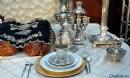 Sukkah Holiday Dinner