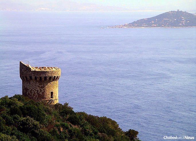 Towers were erected for Corsica's protection. Nationalist sentiment has surged and died on the island since its independence in 1729, which lasted until France took control in 1768. (Photo: Wikimedia Commons)
