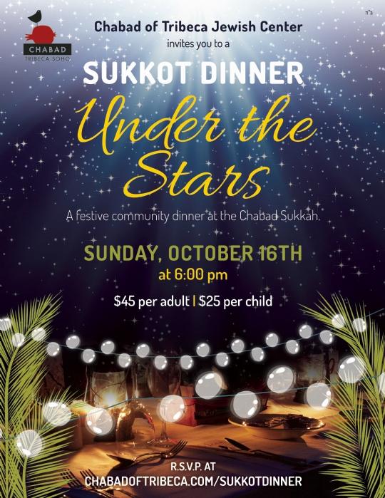 Community sukkot dinner chabad of tribeca soho sukkot dinnerg m4hsunfo