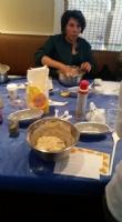 Women's Circle Challah Baking February 2016