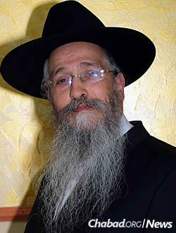 Rabbi Mendel Deitsch