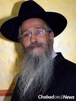 Rabbi Mendel Deitsch