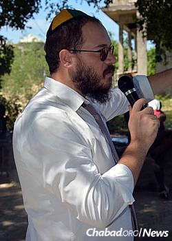 Rabbi Yaakov Raskin