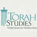 Torah Studies (weekly) on Tuesdays