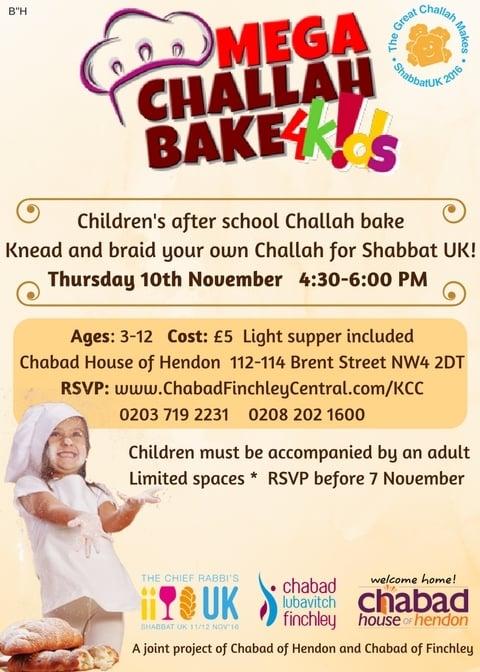 Kids challah bake ShabbatUK finchley.jpg