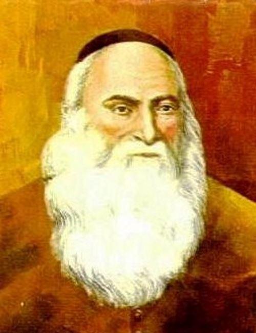 ציור: רבי יצחק אברבנאל