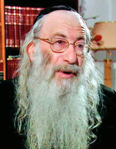 Rav 'Haïm Yaakov Shlammé