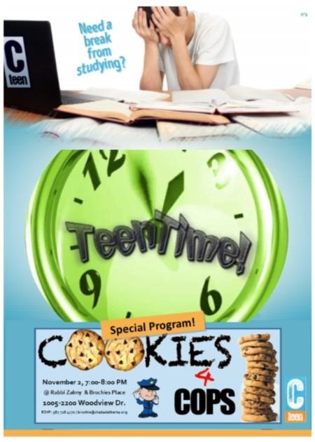Cookies 4 Cops