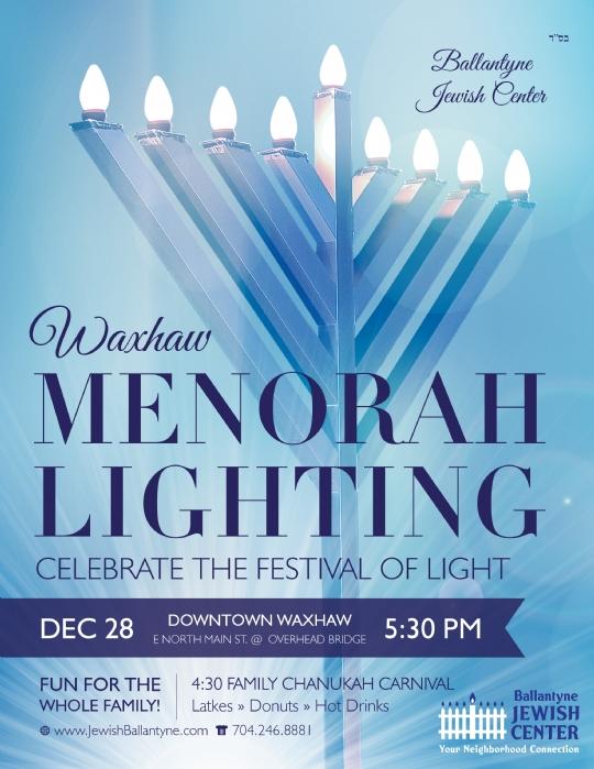 Waxhaw Menorah Lighting.jpg