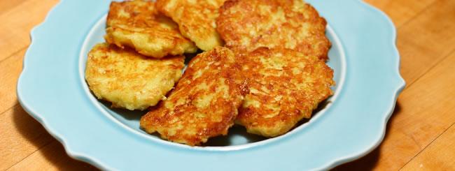 Festività Ebraiche: Latkes - Frittelle di Patate