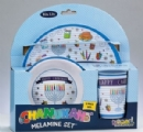 3 Piece Chanukah Children's Melamine Set.JPG