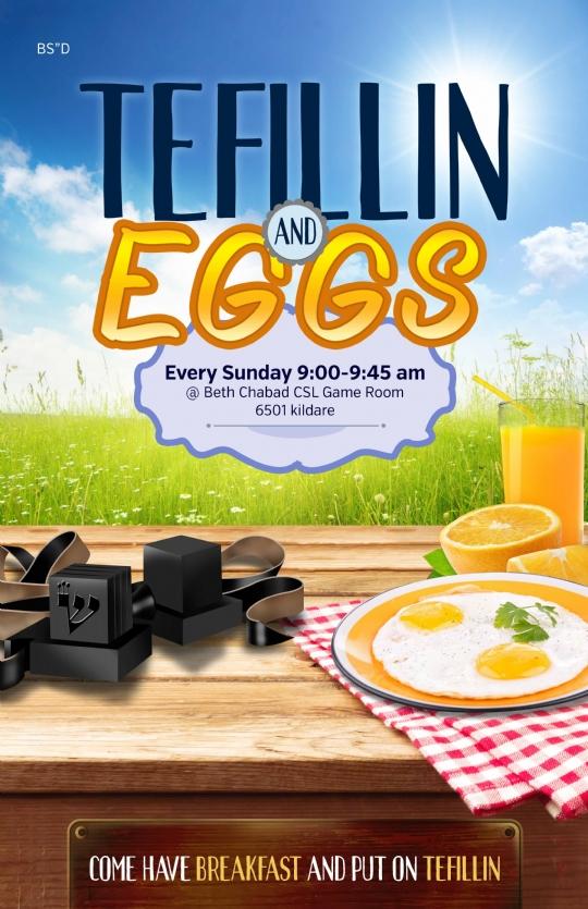 Tefillin and Eggs.jpg