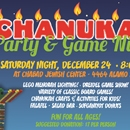 Chanukah Party and Game Night