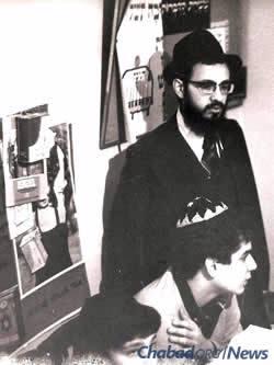Rabbi Yitzchak Hazan