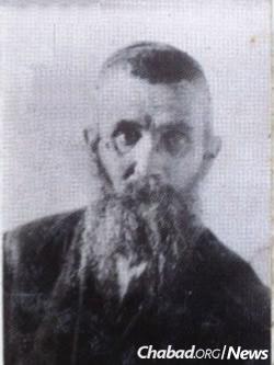 Rabbi Berel Levertov