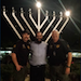 Menorah Lighting 2015