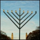 Public Menorahs Around the Globe