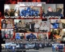 Chabad Southwest Menorah Lighting with LVMPD 5777