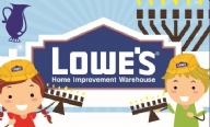 LOWE'S Chanukah Workshop