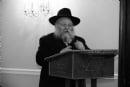 Farbrengen with Rabbi Greenberg