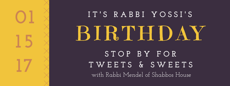 Tweets Sweets Chabad Of The Capital District
