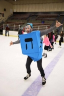Chanukah Miracle on ice