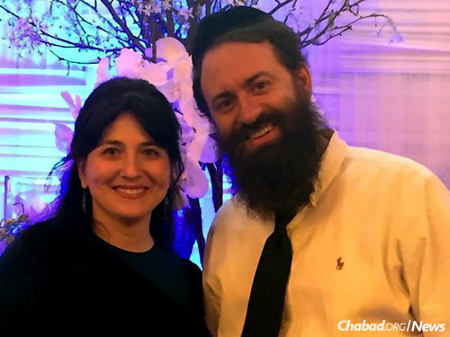 The Blumings have served Jewish students in North Carolina for 15 years.