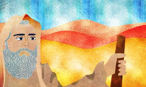 The Prophet Elisha - Elijah's Succesor - Jewish History