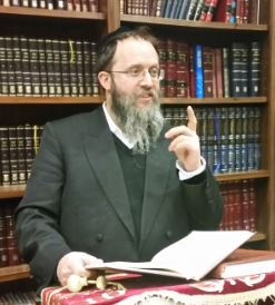 Rabbi Farkash