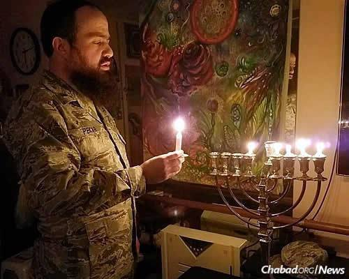 Pekar at Chanukah time