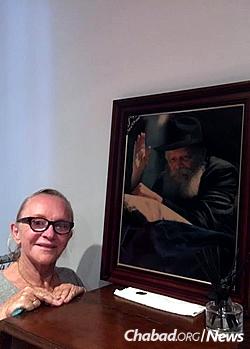 Longtime Jewish community leader Gillette Altenburgerg