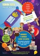 Torah Tots - Children's Services