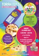 Torah Tots - Purim Party!