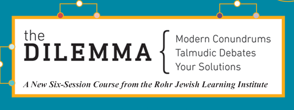 The Jewish Course of Why
