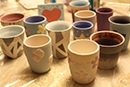 The Jewish Girls Club: Pottery Painting